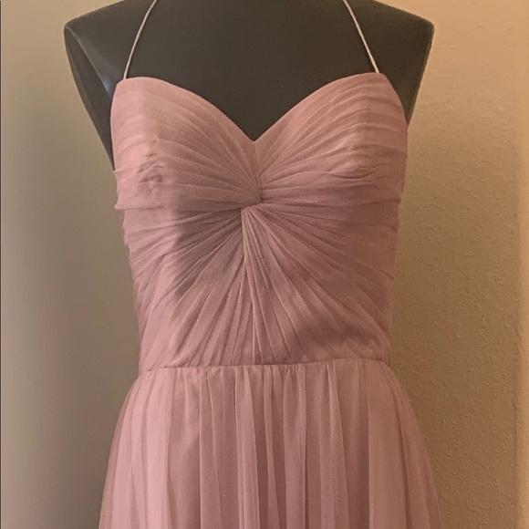 BHLDN Dresses & Skirts - BHLDN Tinseltown Dress - Rose Quartz